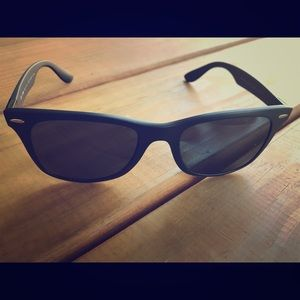 Ray bans polerized RB4195